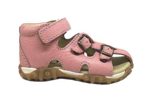 Image of Arauto RAP pige sandaler, lyserød (Rap-sandal-12129-rosa)
