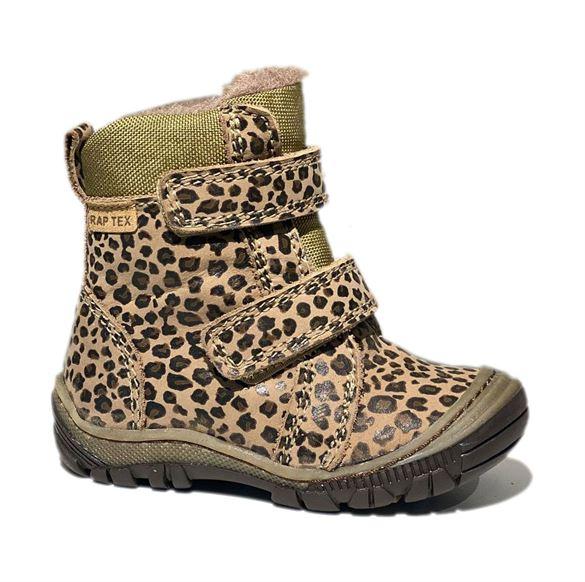 Image of Arauto RAP 81404 vinterstøvler, leopard (Rap-81404-leopard)