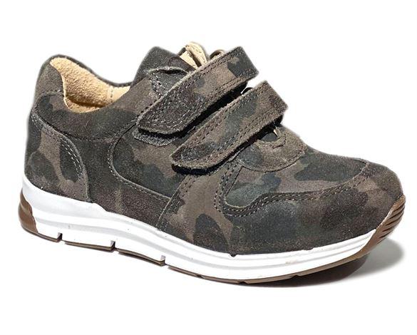Arautorap (RAP) sneakers, velcrosko, grey army