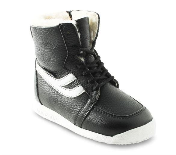 Billede af Arautorap (RAP) sorte sporty vinterstøvler