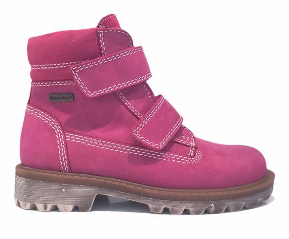 Billede af Richter 7633 vinterstøvler / ørkenstøvler, pink