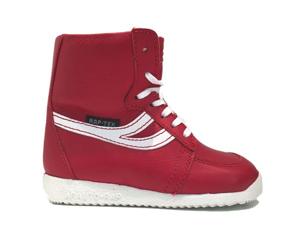 Image of   Arautorap (RAP) røde sporty vinterstøvler