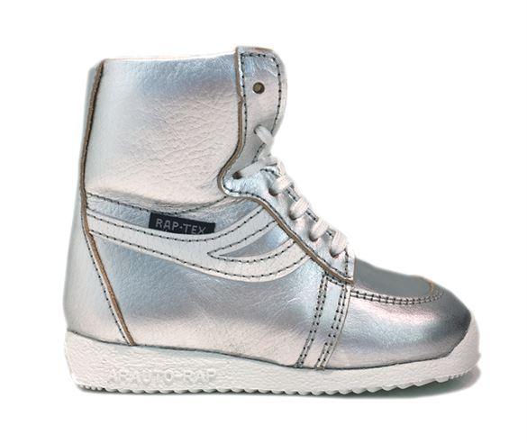 Billede af Arautorap (RAP) sporty sølv vinterstøvler