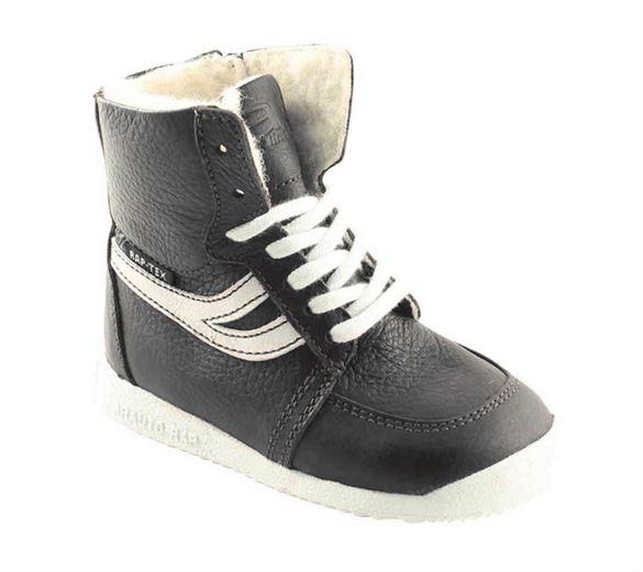 Image of   Arautorap (RAP) sorte sporty vinterstøvler