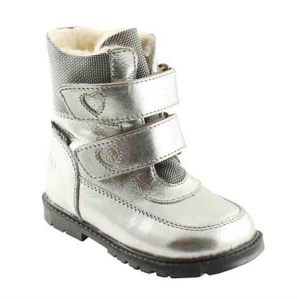 Billede af Arauto RAP klassiske sølv velcro vinterstøvler