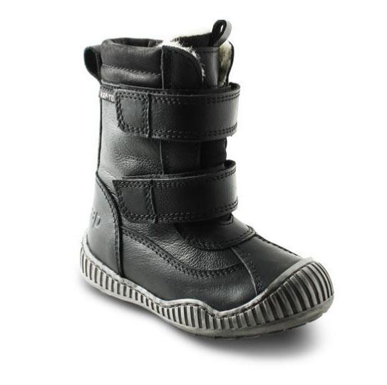 Image of   Arauto RAP sorte vinterstøvler med velcro