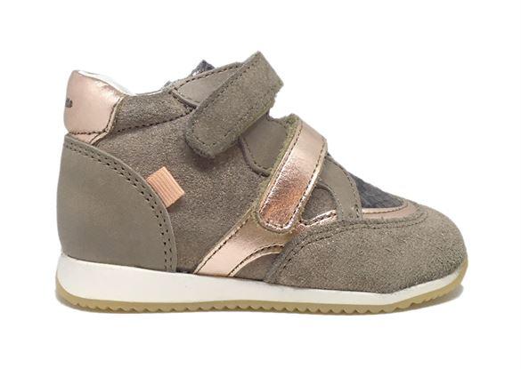 Billede af BabyBotte Aerobik, sneakers, sand/gylden