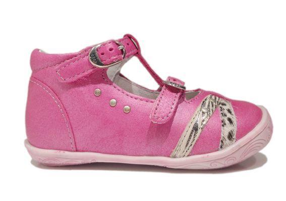 Image of BabyBotte Saratoga ballerina, pink (BB_Saratoga-fuchsia)