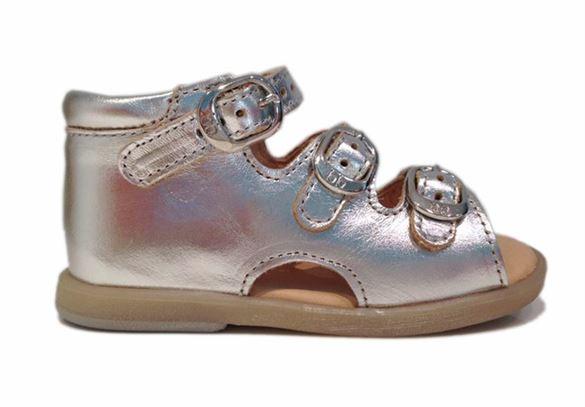 Billede af BabyBotte sandal Tik, sølv