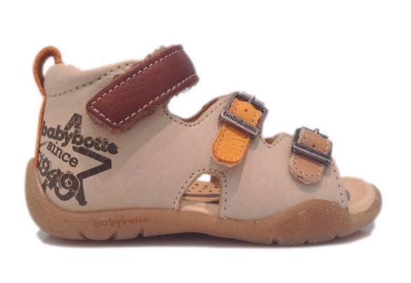 Billede af BabyBotte sandal Tiptop, beige