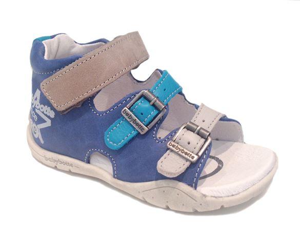 Billede af BabyBotte sandal Tiptop, blå