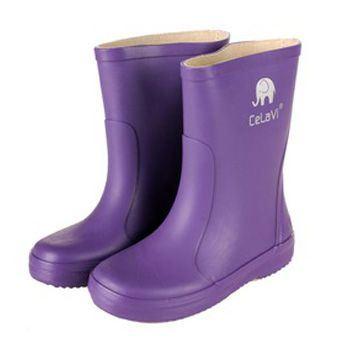 Billede af CeLaVi smalle gummistøvle, lilla