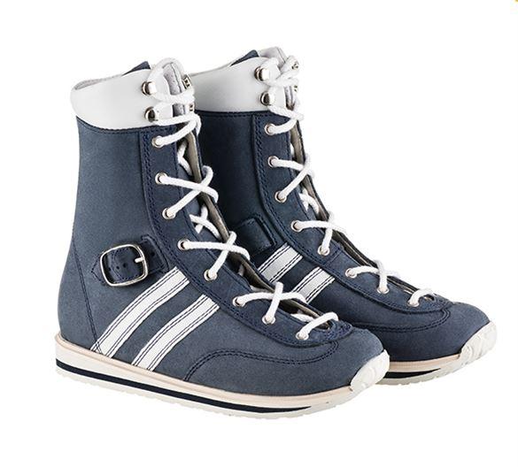 Image of   Memo Sprint, pigesko/sporty støvle, blå - pigesko med ekstra støtte