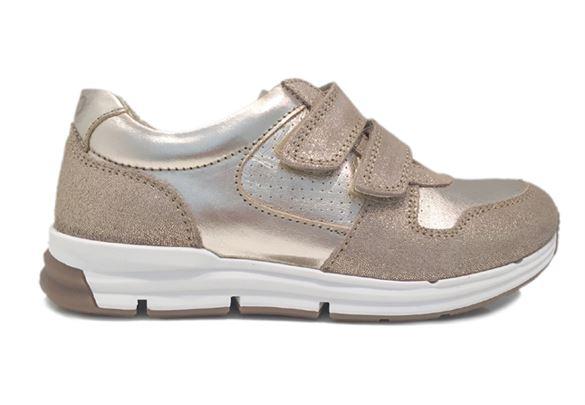 Image of   Arautorap (RAP) sneakers, velcrosko, guld