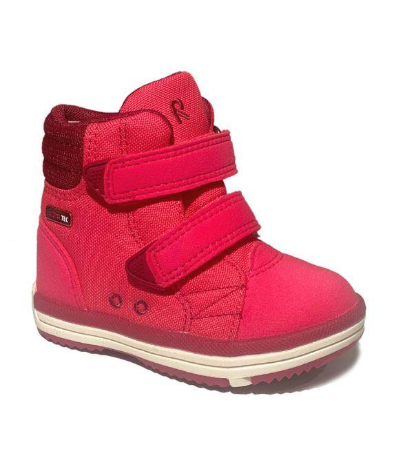 Image of Alternativ til gummistøvler - med god støtte, candy pink (Reima-Patter-candy-pink-4410)