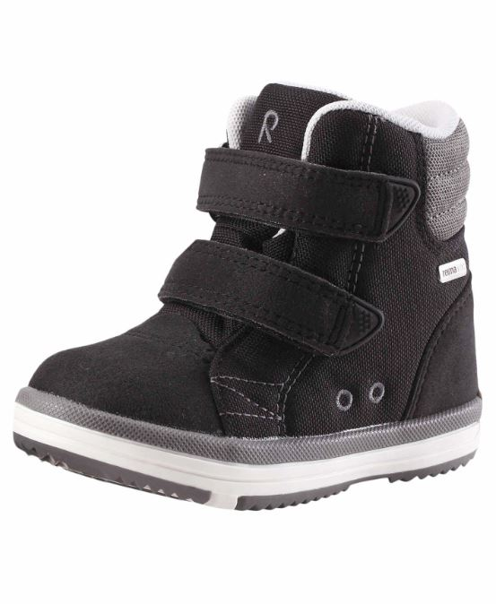 Image of   Alternativ til gummistøvler - med god støtte, sort
