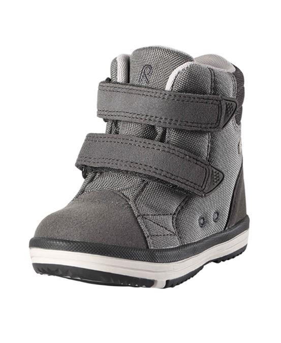 Image of   Alternativ til gummistøvler - med god støtte, grå