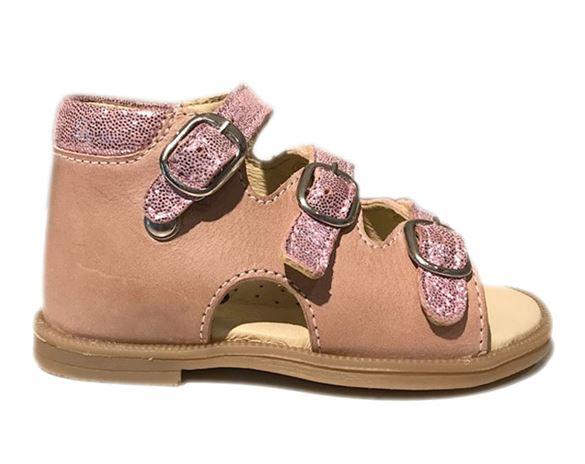 Image of Sandal 'ala BabyBotte', rosa (Rap-12172-01-pink-20)