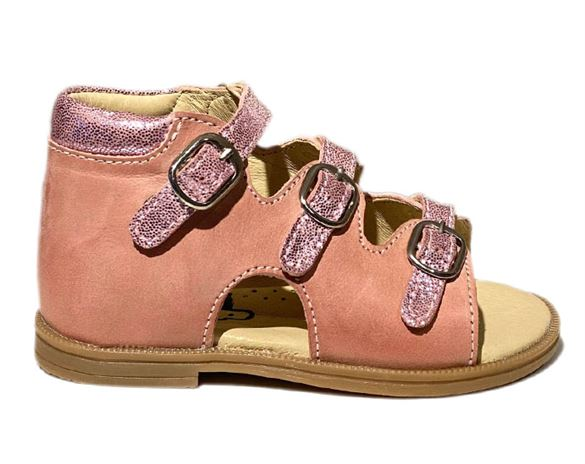 Sandal ´ala BabyBotte´, pink eco