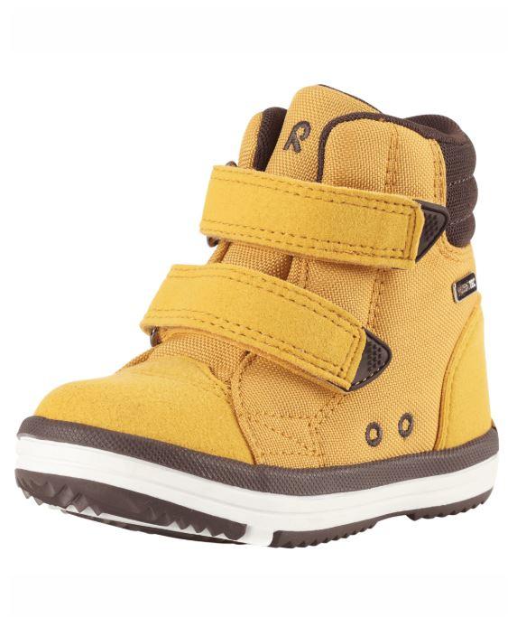 Image of   Alternativ til gummistøvler - med god støtte, ochre gul