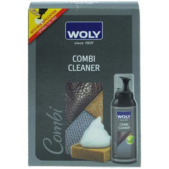 Image of Woly Combi cleaner - sko rens (Woly-combi-cleaner-One size)